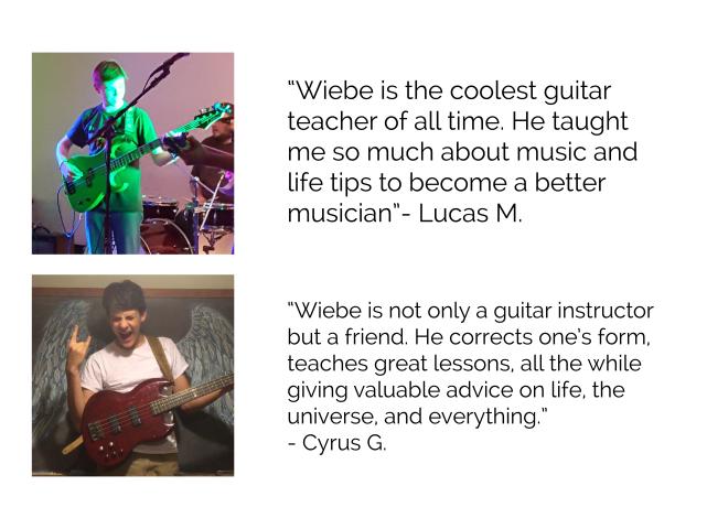 Guitar Lessons Logan Square